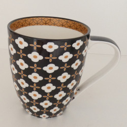Mug nero di Christopher Vine