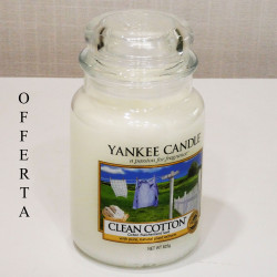 Candela Clean Cotton Yankee...